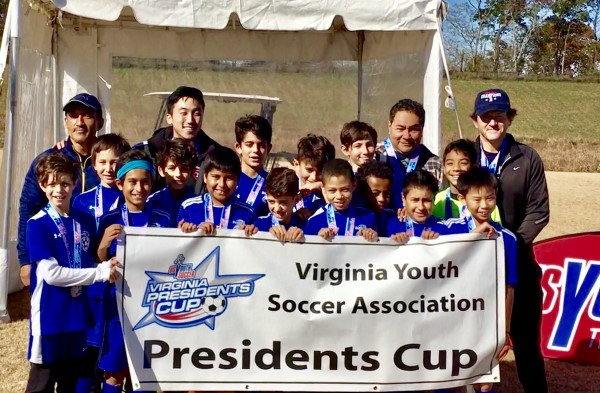 Virginia Presidents Cup & National Championship Series-United07,Strikers,Blitz