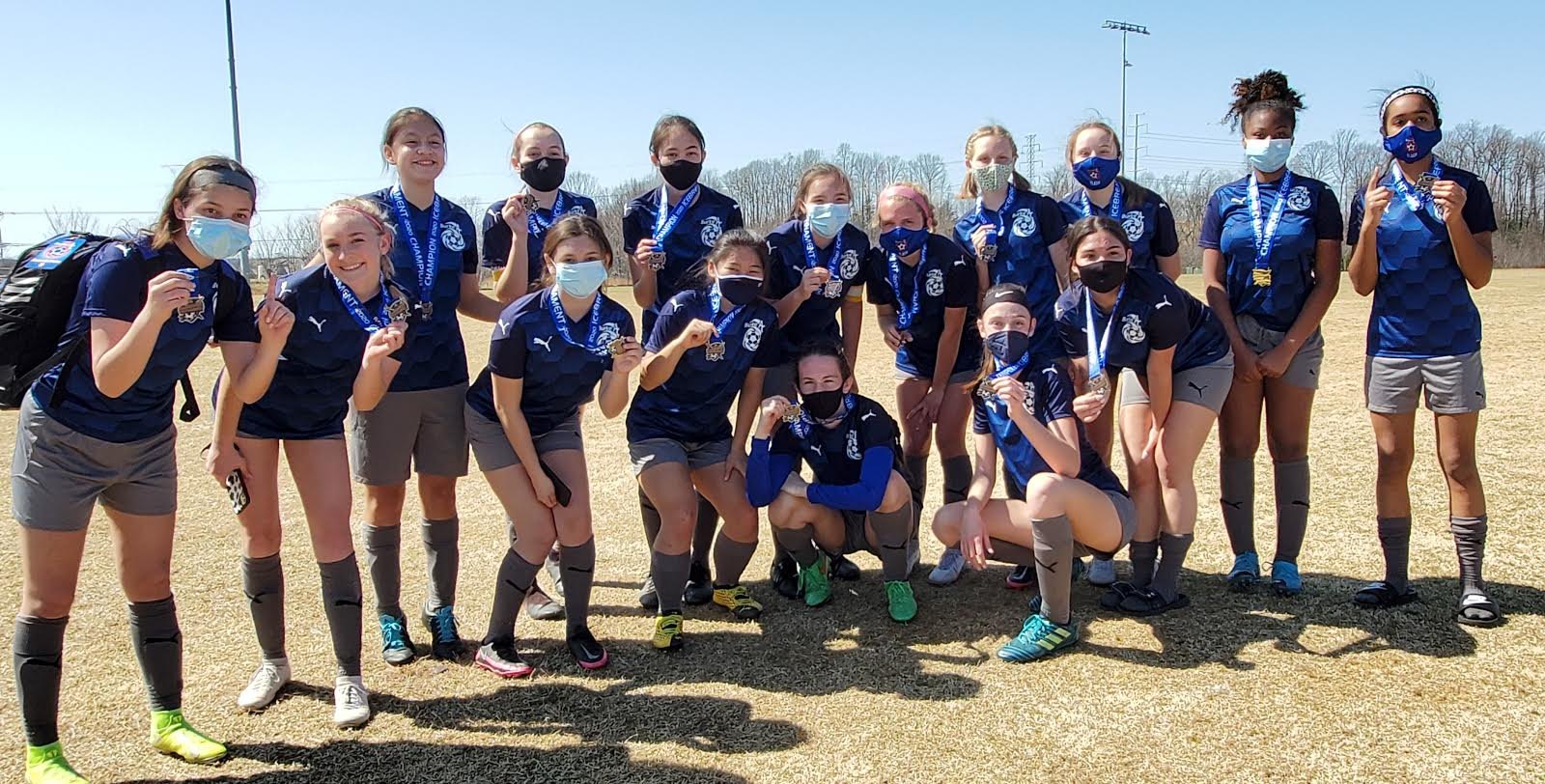 BAC Flash (U16G) wins at the PWSI IceBreaker Tournament